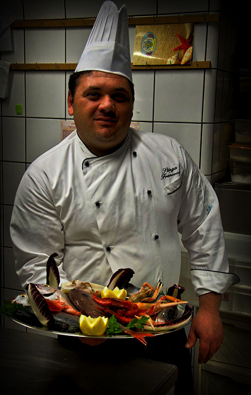 Francesco Stinga - Chef - Ristorante Don Vito